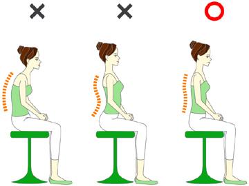 自宅でできる姿勢改善体操 | アームレイズ(背中/イージー編)