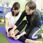 札幌北区でペアストレッチやパーソナルトレーニング指導を考えている人はご連絡下さい