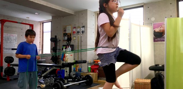 子どもの集中力を高めるトレーニング